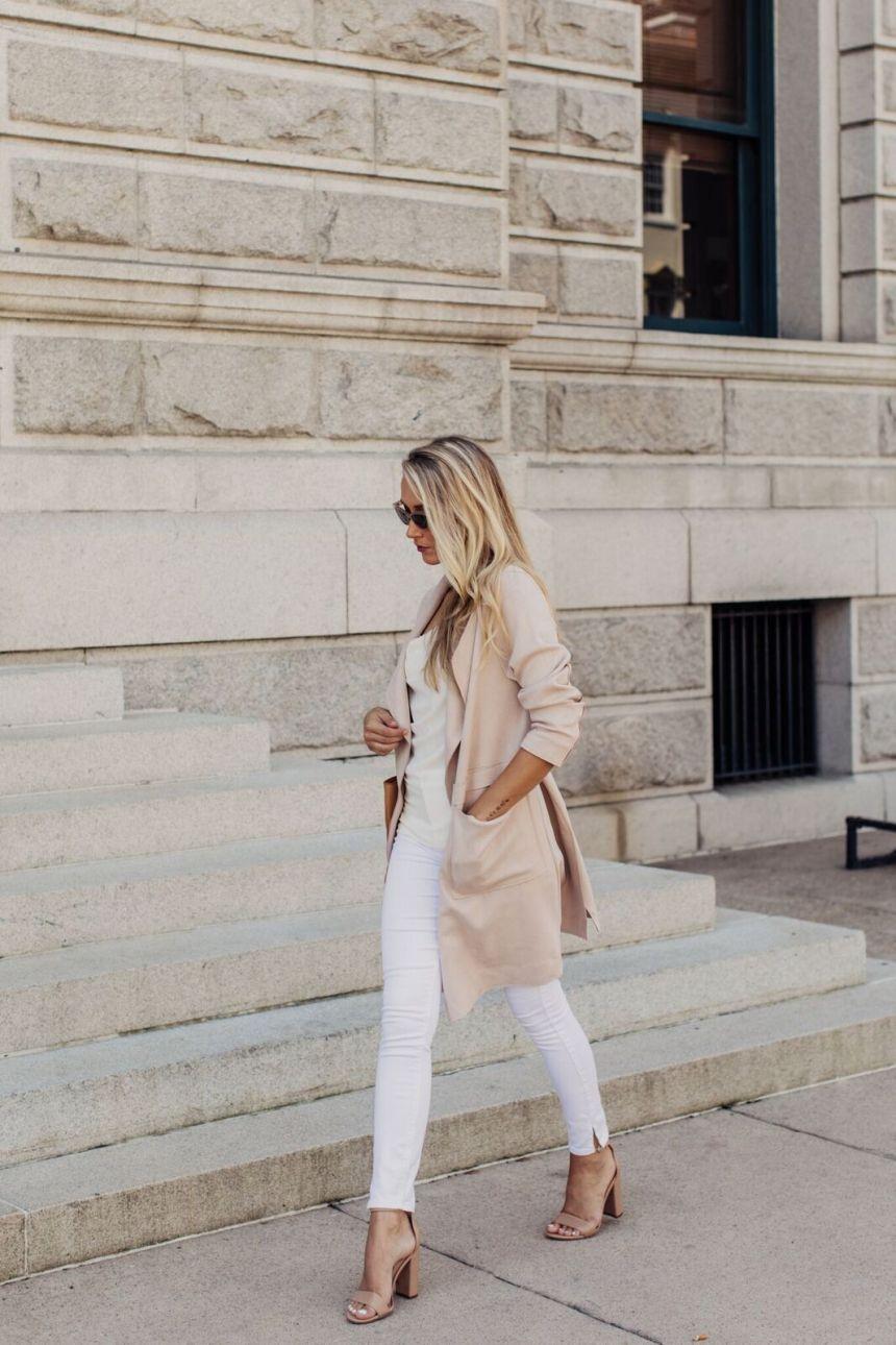 cream jacket md